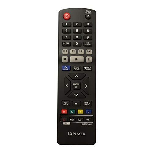 Ersatz Fernbedienung für LG UBK90 Blu-Ray Player
