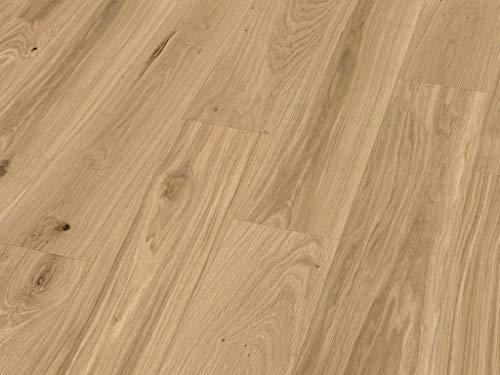 Hebo Kork Kontrast Korkfertigparkett 4,74m² pro Paket Click (Lobos Holzdekor)