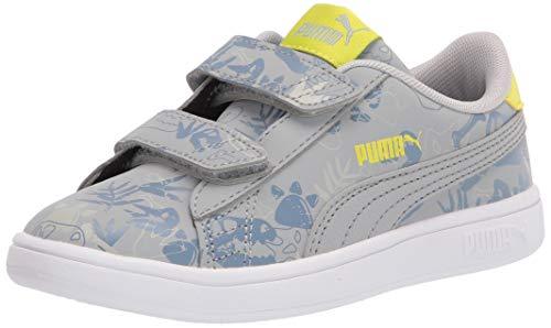 PUMA Smash 2 Hook and Loop Sneaker, Steinbruch, 31 EU