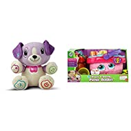 Product 1: EDUCATIONAL TOY - My Pal Violet is an interactive, cuddly pup that introduces children to words and counting through 14 activities; it has super-soft fur and 5 touch points that respond when pressed Product 1: CHILD'S FAVOURITE CUDDLY COMP...