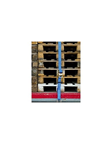 Murtra HEX-21196-4-12 Sangle de Fixation à Crochet Large 12 m