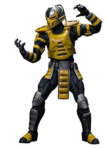 Storm Collectibles Mortal Kombat - Figurine 1/12 Cyrax 18 cm