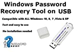 Password Reset / Recovery / Unlock Tool for ALL Windows on bootable usb