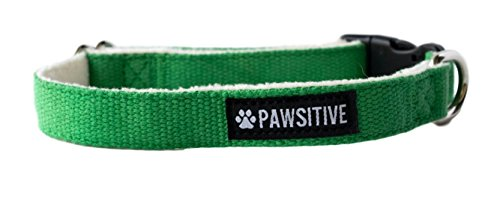 Pawsitive Hemp Dog Collar...