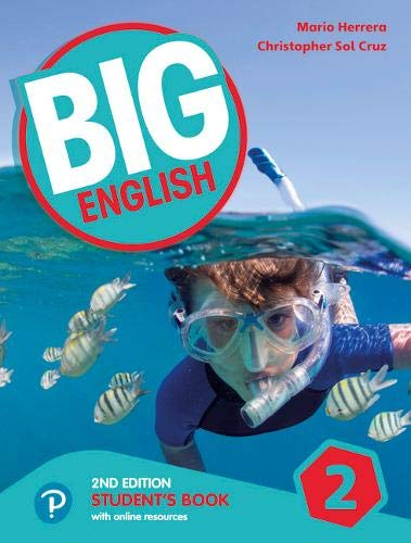 Big English 2 Student Book with Online Resources: Student's Book With Online Resources - American Edition