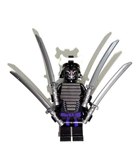 LEGO Ninjago Minifigur Lord Garmadon (Legacy) Schwertern