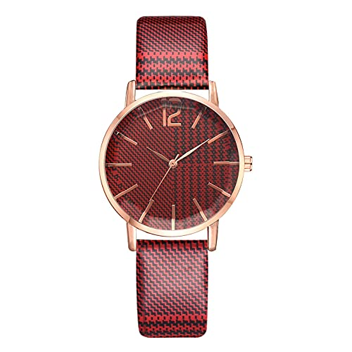 Relojes Retro, Negro, Blanco, Relojes para Mujer, Relojes De Pulsera para Mujer, Reloj De Pulsera De Cuero Vintage, Reloj para Mujer, Reloj Rd