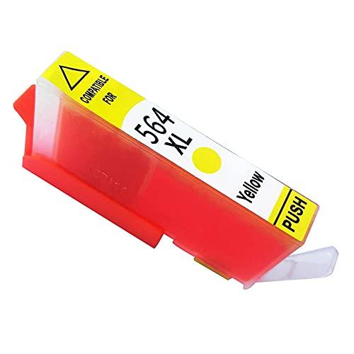 Cmstop Reemplazo de Cartucho de Tinta Compatible para HP564XL 564 XL para HP Photosmart B8550 C6324 C6340 C310a C410 5510 5520 6510 7520