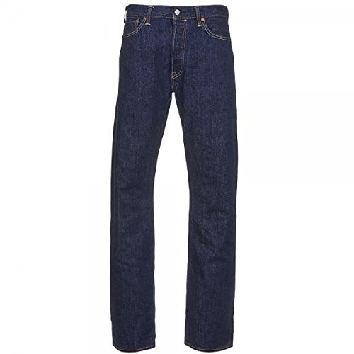 Levi's 501 Original Fit Jeans Vaqueros, Onewash, 36W / 34L para Hombre