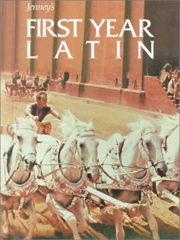 First Year Latin (English and Latin Edition)