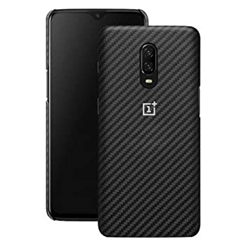 OnePlus 6T Protective Case Karbon Flexible Sturdy and Lightweight Specially Made for The OnePlus 6T by OnePlus.