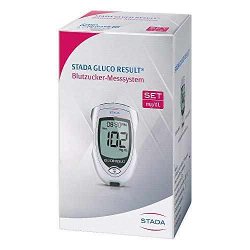 Stada Gluco Result Blutzuckermessgerät mg/dl 1 stk