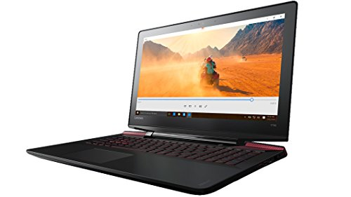 Lenovo Ideapad Y700 15 Laptop - Core i7-6700HQ, 16GB RAM, 15.6in Full HD Display, 1TB HDD and 128GB SSD, GTX 960M 4GB