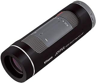 ビクセン(Vixen) 単眼鏡 ジョイフルモノキュラー HZ10-30x21 ブラック 11488