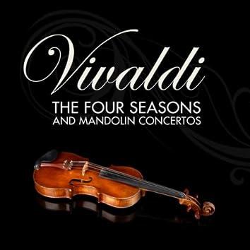 Vivaldi: The Four Seasons and Mandolin Concertos