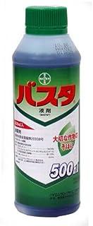 バイエルクロップサイエンス 除草剤 原液タイプバスタ液剤 500ml
