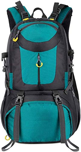 GAOFQ 40-Liter Camping Hiking Backpack, Backpack Waterproof Travel Backpack, Enough Storage Space for Outdoor Equipment, Suitable for Cycling, Hiking, Running, Skiing