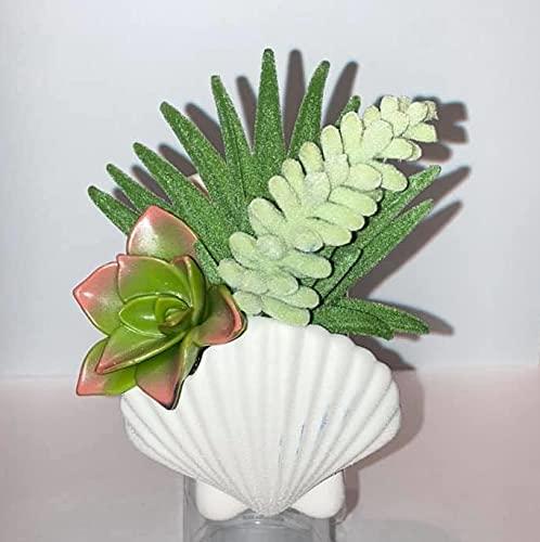 Wallflowers Bath Body Works Fragrance Plug Shell & Succulents