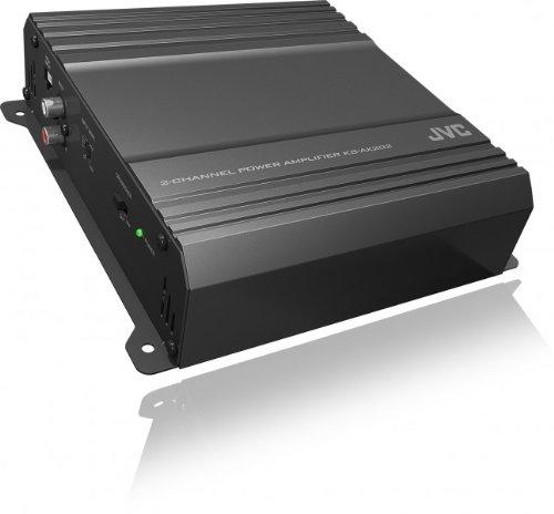 JVC KS-AX202 - Amplificador de Audio (2.0 Canales, 150 W, A/B, 0,06%,...