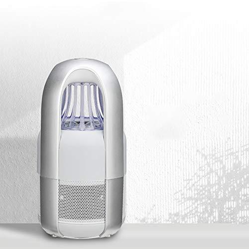 LGOO1 Fotocatalizador mosquito del asesino de interior casero repelente de mosquitos Silencio ninguna radiación Inteligente Repelente de insectos con un solo toque inhalada trampa for insectos USB Pow