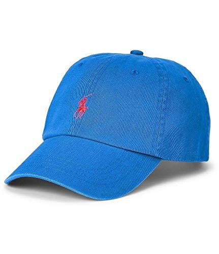Polo Ralph Lauren Herren Classic Cotton Chino Sport Cap - - Einheitsgröße