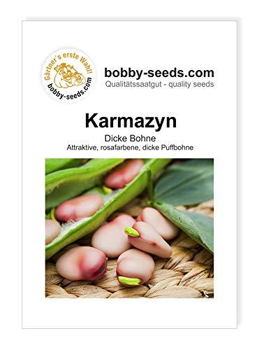 Bobby-Seeds Bohnensamen Puffbohne Karmazyn Portion