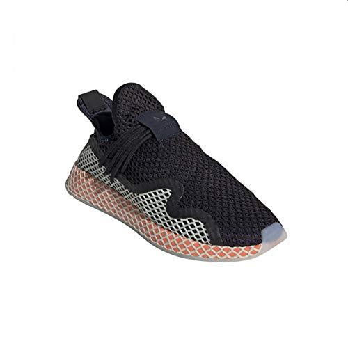adidas Hombre Deerupt S Zapatillas Negro, 44 2/3