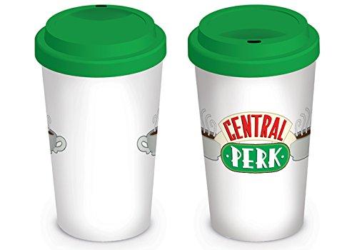 Mug de voyage céramique double paroi isotherme 340ml/12oz FRIENDS CENTRAL PERK