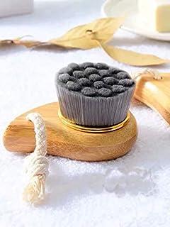 Aida Beauty Bamboo charcoal fibre face brushes soft face wash/face scrub/facial cleanser/facial skin care