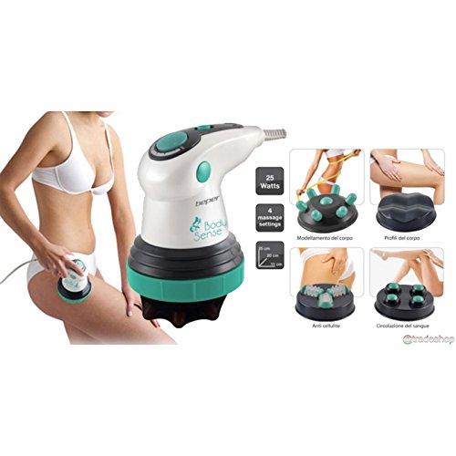 Body 4 sistemi massaggianti lipomodellante massaggiatore anticellulite Beper