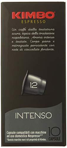 KIMBO espresso INTENSO Nespresso® Kompatibel …