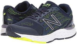 New Balance(ニューバランス) レディース 女性用 シューズ 靴 スニーカー 運動靴 680v5 - Pigment/Deep Cosmic Sky [並行輸入品]