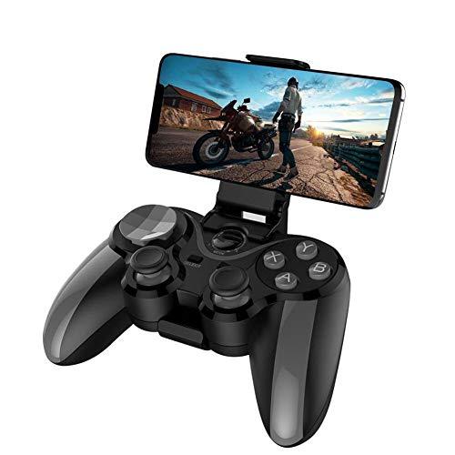 L-SLWI 4.0 Wireless Gamepad-Trigger-Controller Pubg Mobil Joystick Kompatible Ios/Android-Geräte Und Smart TV/Set-Top-Box/PC Computer (Schwarz)