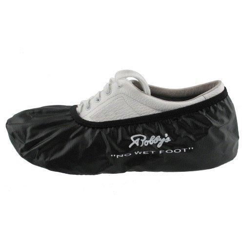 Robby 's No Wet Fuß Schuh Cover, Herren, No Wet Foot, schwarz