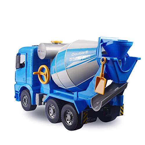 hclshops Juguete for niños Juguete for niños Ingeniería Transporte Mezclador Camión 1:20 Modelo de Auto Juguete Colección de Regalos