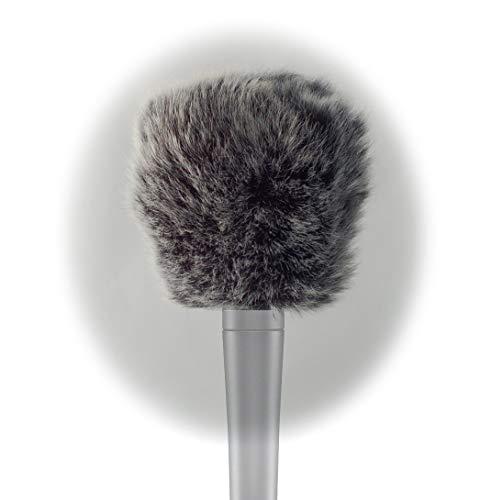 Protector de parabrisas compatible con Shure Sm57-LC para micrófono Shure Sm57-LC Par
