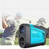 Golf Rangefinder, KKmoon Mileseey 600m Golf Rangefinder Outdoor Handheld Distance Meter Speed Tester Digital Monocular Telescope Range Finder M/Yard Distance Meter