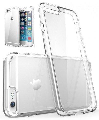 itronik® ORIGINAL Premium TPU Hülle für Apple iPhone 6 6S (4,7