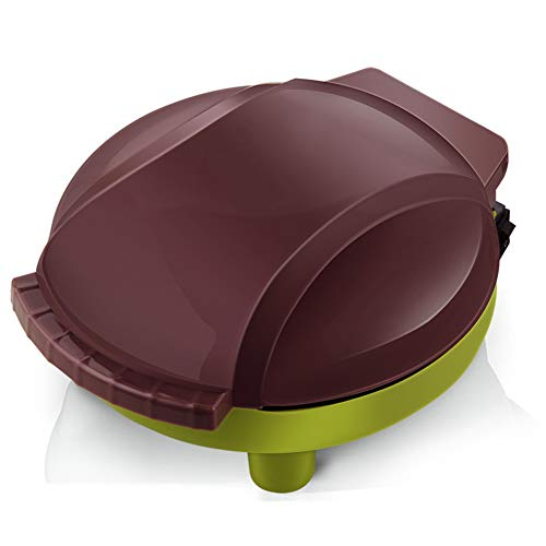 Persoonlijke elektrische wafelmaker Kan 7 verschillende vormen van pannenkoeken koken in een paar minuten Keuken Oven Antikleefpan Gemakkelijk schoon te maken Geschikt voor elk ontbijt Lunch