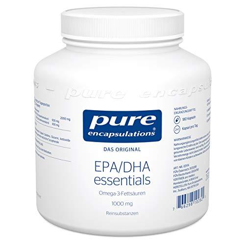 pure encapsulations EPA/DHA Essentials 1000 mg Kapseln, 180 ct Capsules