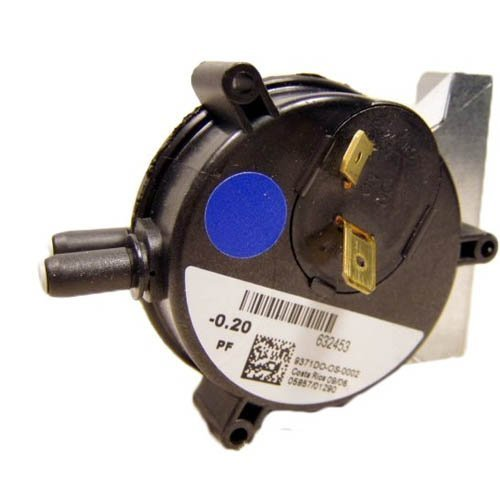 6323320 - intertherm furnace vent air pressure switch - oem replacement