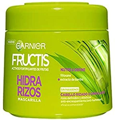 GARNIER Fructis Hidra Rizos Mascarilla Capilar Pelo Rizado u Ondulado - 300 ml