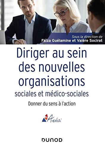 Diriger au sein des nouvelles organisations sociales et médico-sociales : Donner du sens à l\'action (Etablissements et services) (French Edition)