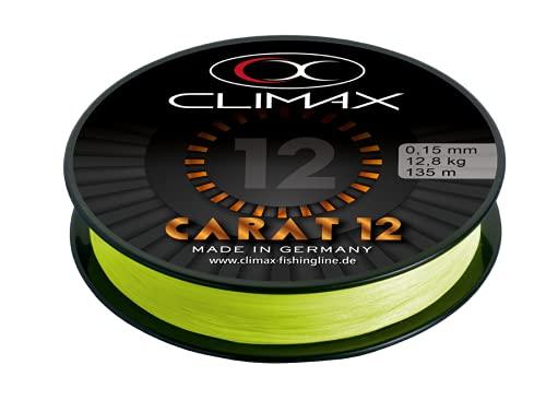 Climax Braided Line Geflochtene Schnüre Carat 12