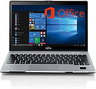 【Microsoft Office 2019&Win 10搭載】富士通LIFEBOOK S937 ★第7世代Core i5(2.6GHz)/8GBメモリ/SSD 512GB/13.3インチFHD/無線LAN/Bluetooth/中古パソコン (...