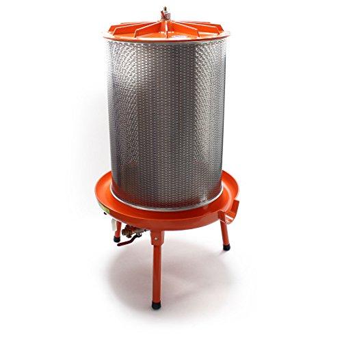 Speidel Hydropresse 90 Liter 3 bar Edelstahl, Obstpresse, Mostpresse, Weinpresse