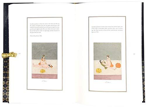 Lazzat al-nisâ | Koka Shastra Ratirahasya by Pandit Kokkoka | The most popular Hindu erotic treatise after Kama Sutra | Ladhdhat al-nisâ | The Pleasures of Women | Full-Colour Luxury Art Book |