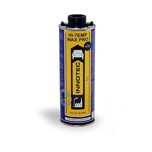 Innotec Hi-Temp Wax PRO schwarz 1 liter