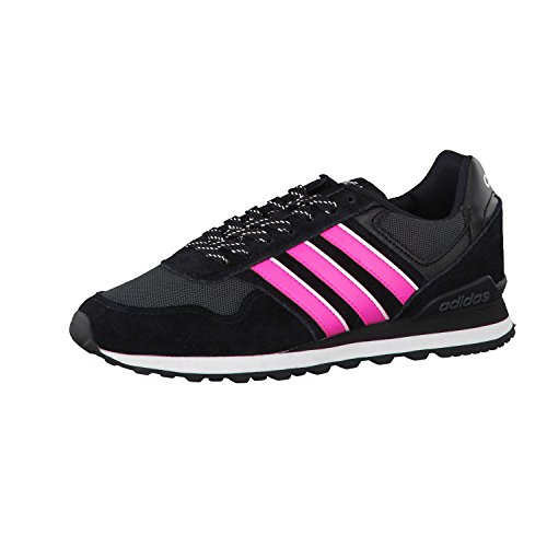 adidas neo Sneaker schwarz 42