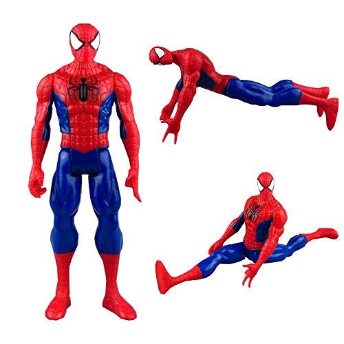 Spiderman Art Déco Modelo Muñeca De Juguete del Regalo De Cumpleaños 30 Cm